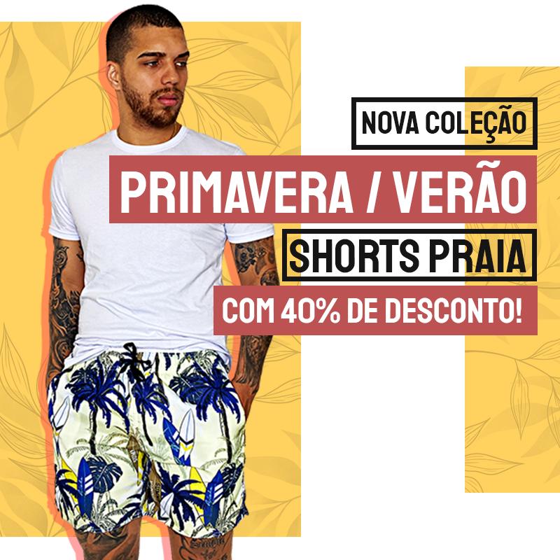 Shorts maurinho