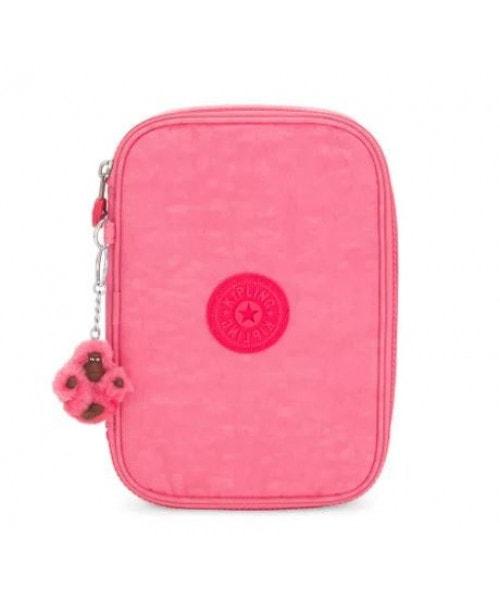 Estojo Kipling 100 Pens - Fiesta Pink