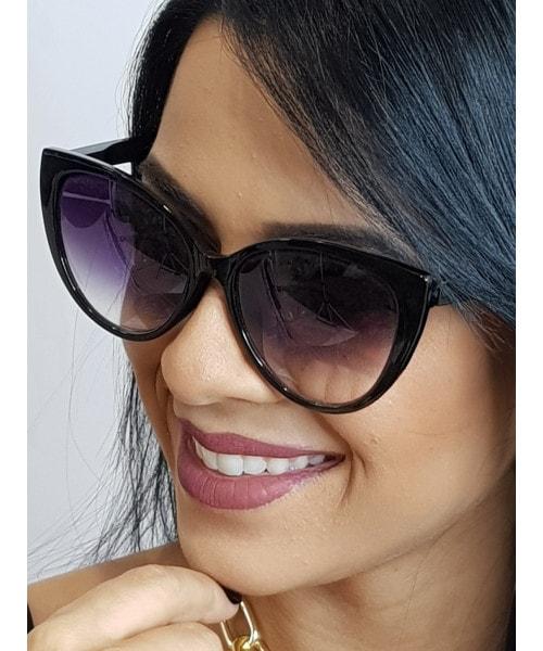 óculos de Sol Marcapasso - Gatinho Preto