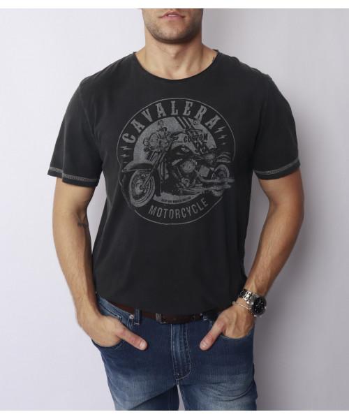 T-Shirt CAVALERA Motorcycle