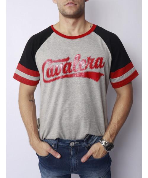 T-Shirt CAVALERA  Raglan Sport