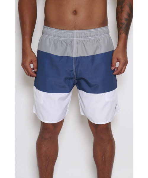 Shorts In Surf - Tricolor