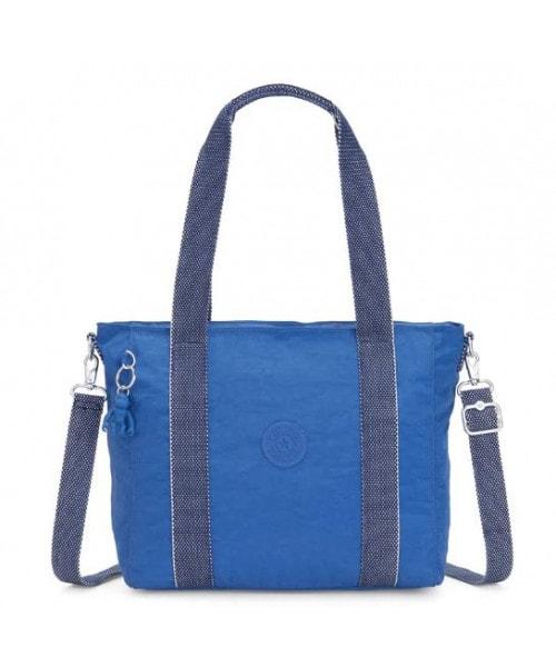 Bolsa Kipling Asseni S - Wave Blue