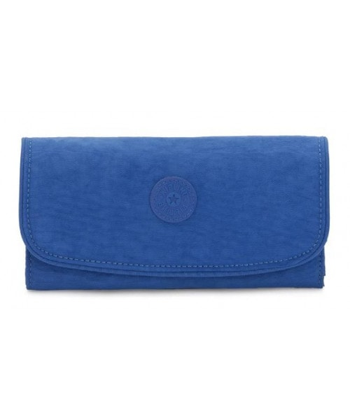 Carteira Kipling Money Land - Wave Blue