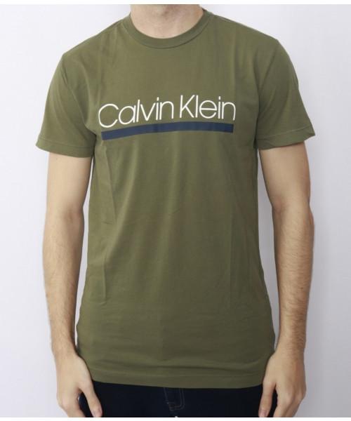 Camiseta CALVIN KLEIN 01 - Verde