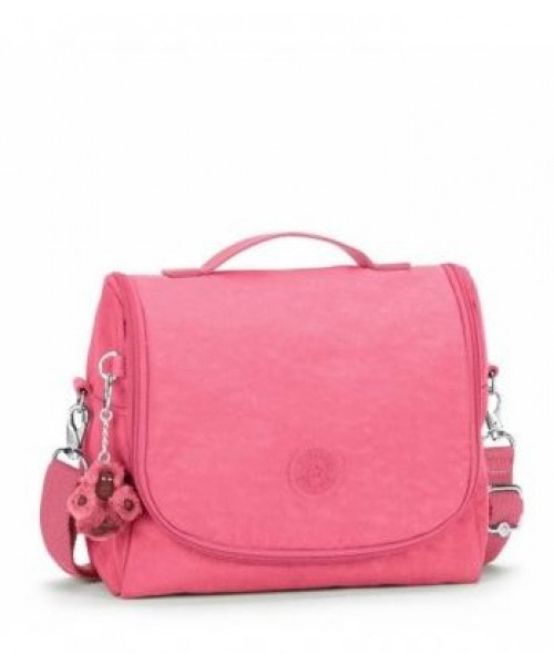 Lancheira Kipling Kichirou Flex - Carmine Pink