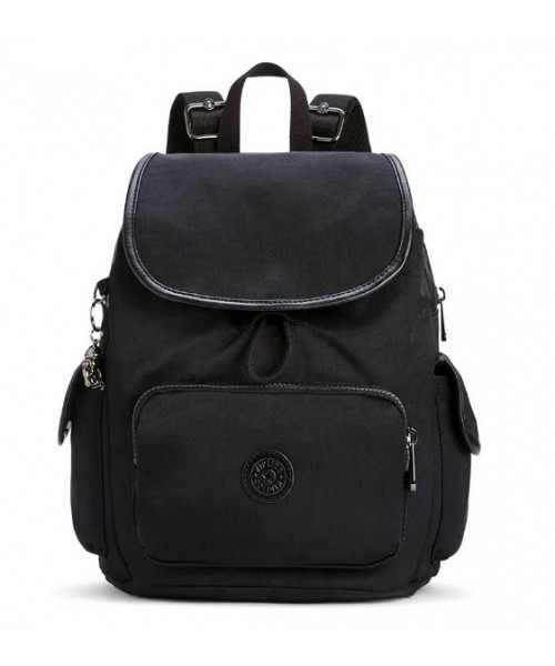 Mochila Kipling City Pack S - Rich Black