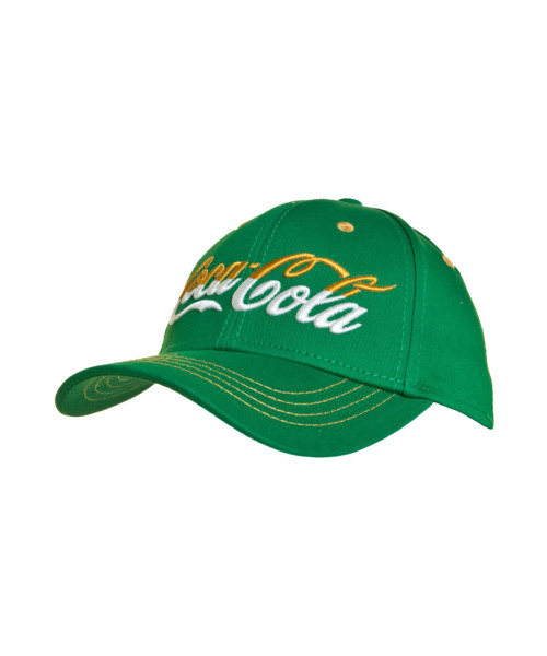 Boné Coca Cola Acessories Aba Curva - Verde