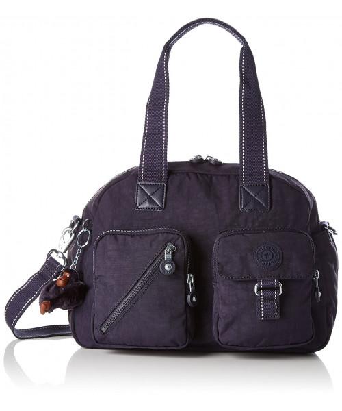 Bolsa Kipling Defea - Blue Purple C