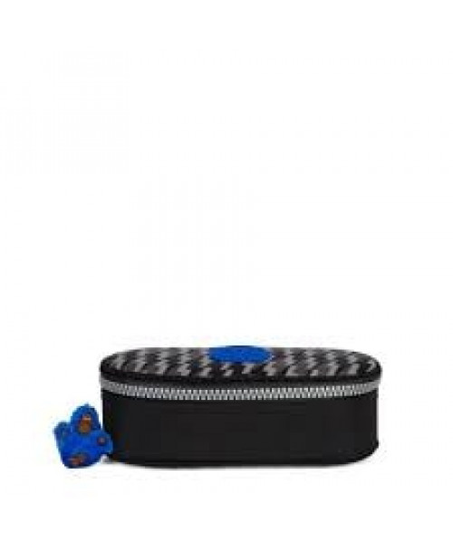Estojo Kipling Duobox - Bol Black