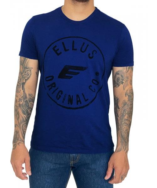 Camiseta Ellus Originals Classic - Azul Escuro